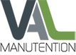 Val Manutention – Concessionnaire MERLO, DOOSAN et KUBOTA Logo
